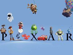 Not since Walt Disney has there been a figure in the animation world who has transcended the medium ... - Pixar