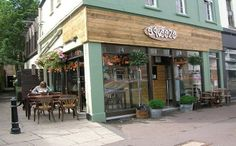 the squeeze cafe-Leigh on sea, Essex...