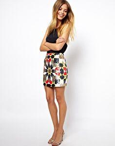 d16b1c291a2d5 44 Best Fashion & Beauty - Skirts images | Dress skirt, Woman ...