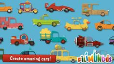 My Little Work – Garage - Android version - interactive play app with vehicles/garage/racing theme. 6 Year Old Boy, Best Apps, 4 Year Olds, Amazing Cars, Boy Or Girl, Free Apps, Preschool, Garage, Android
