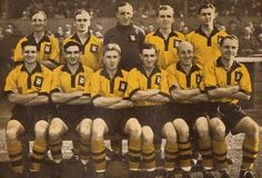 Newport County team group in 1952-53.