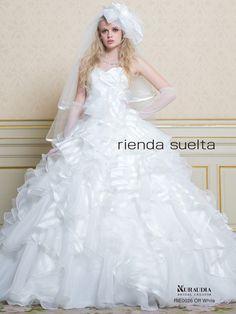 rienda suelta 2015/07/02|ウェディングドレスレンタル「TOP WEDDING」京都北山 BLOG Girls Dresses, Flower Girl Dresses, Formal Dresses, Cute Wedding Dress, Wedding Dresses, Off White, Ball Gowns, Bridal, Fashion