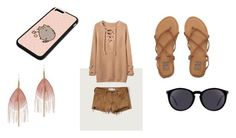 """comfy in winter"" by mear-bear-11 ❤ liked on Polyvore featuring Abercrombie & Fitch, Billabong, Pusheen, Yves Saint Laurent and Serefina"