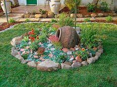 Vida Suculenta: Idéias para jardins - Decoração, Caminhos, Mandalas, Cerâmica de Talavera, Vasos e muito mais inspiração