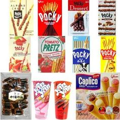 Japanese snack taste off! - Teens can try the different snacks and talk about what they think of them. A fun idea for our anime group