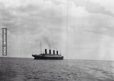"""Last picture of the Titanic"""
