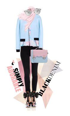 """Black Jeans"" by kari-c ❤ liked on Polyvore featuring J Brand, Balenciaga, Iron Fist, Uniqlo, La Cartella, Christian Dior, women's clothing, women's fashion, women and female"