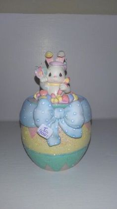 Free Stuff: precious moments easter figurine - Listia.com Auctions for Free Stuff