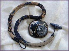Elizabeth Campbell polymer clay jewellery