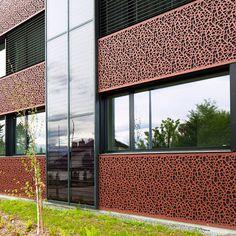 Systèmes bois/métal - Schweizer Metallbau