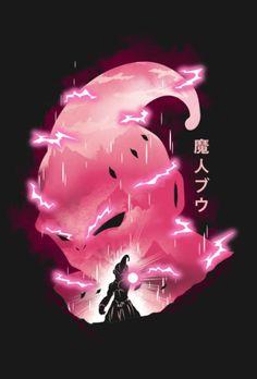 Majin Buu, Dragon Ball Z