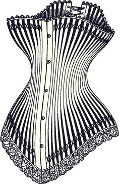 Bustier can boost your self-image. You can celebrate the curves you didn't know you had just by boosting them up with bustiers and bustier tops! Check out more