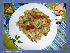 Cocina con Paco: Alcachofas