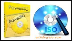 PowerISO 6.4 Crack With Serial Key Download