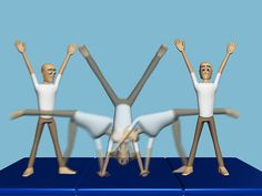 How to Do a Cartwheel: 21 Steps (with Pictures) - wikiHow