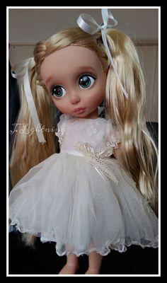 Disney Animator Doll, Disney Dolls, Pretty Dolls, Beautiful Dolls, Pocahontas, Tiana, Girl Dolls, Baby Dolls, Aladdin
