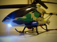 Salvation 15 RC helicopter