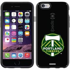 Portland Timbers Emblem Design on Apple iPhone 6 CandyShell Case by Speck