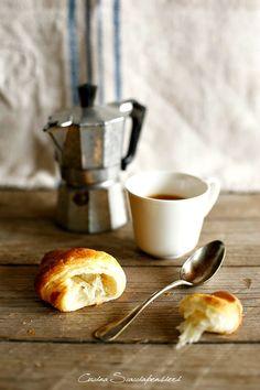 Cucina Scacciapensieri: Croissant francesi sfogliati: ricetta di Iginio Massari