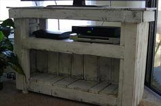 DIY Pallet Console Table | 99 Pallets