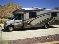 RvSell  » MOTORHOMES FOR SALE    2006 R-Vision Trail-Lite in California