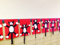 grade--adapt for Pete the Cat Grade 1 Art, First Grade Art, Kindergarten Art Lessons, Art Lessons Elementary, Animal Art Projects, Cool Art Projects, Classroom Art Projects, Art Classroom, Splat Le Chat