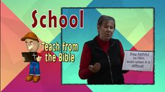In this Bible lesson children will learn how God protected Daniel in a dangerous situation because he remained faithful to God. Bible Lessons, Sunday School, Good News, Lions, Jesus Christ, Den, Faith, Teaching, Children