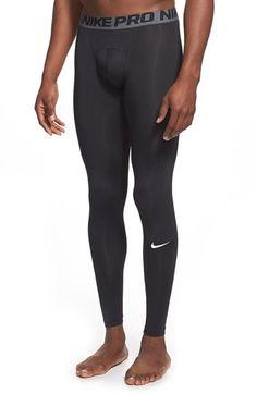 NIKE 'Pro Cool Compression' Four-Way Stretch Dri-Fit Tights. #nike #cloth #