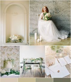 Three Unexpectedly Romantic Palettes   Bajan Wed