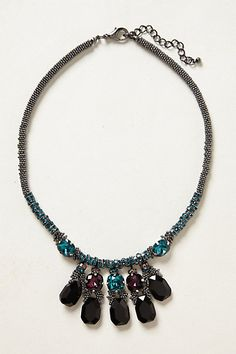 Swallowtail Necklace #anthropologie