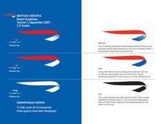 British Airways guidelines