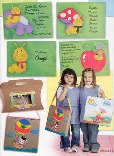 capas para arquivar trabalhos infantis - Pesquisa Google Diy And Crafts, Crafts For Kids, Diy Cardboard, Play To Learn, Infant Activities, Back To School, Kindergarten, Preschool, Classroom