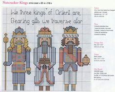 nutcracker 2 - I have this pattern...must find it