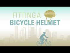 How to fit a bike helmet