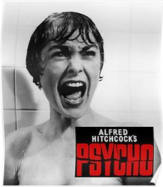 Movies/ T.V 1960 Psyvho was one of the most known movies from the 1960's one of the first scariest movies.
