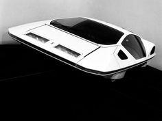 Ferrari 512 S Modulo Concept '1970