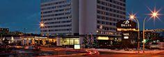 Delta Edmonton South Times Square, Multi Story Building, Street View, Places, Centre, Travel, Viajes, Trips, Tourism