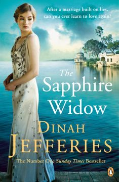 The Sapphire Widow –  Dinah Jefferies –  5*Review