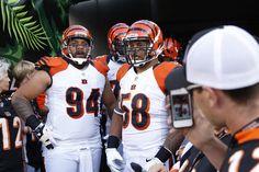NFL Jersey's Nike Youth Cincinnati Bengals Domata Peko Team Color Game Jersey