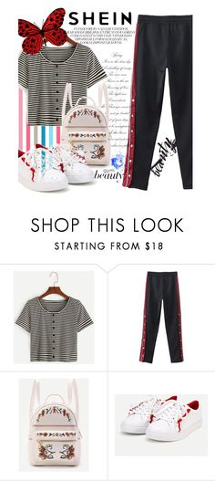 """SHEIN 4"" by saaraa-21 ❤ liked on Polyvore featuring Sheinside, shop, polyvorefashion and shein"
