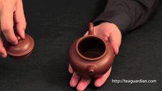 Yixing Teapot — Ergonomics