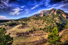 #Boulder, #Colorado.  200+miles of hiking trails, better get out there and start exploring.