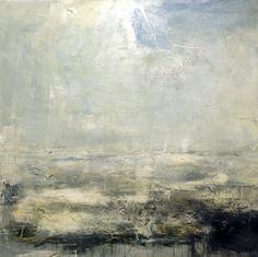 Meridian oil on canvas 142cm x 142cm by Dion Salvador Lloyd www.dionsalvador.co.uk