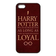 iPhone ipod touch4 Protective Case - Harry Potter Hardshell Carrying Case Cover for iPhone 5 / iPod touch4. stoking stuffer