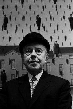Magritte   genious of the future