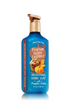Pumpkin Berry Crumble Nourishing Pumpkin Butter Hand Soap - Soap/Sanitizer…