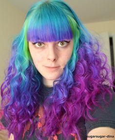 #HairCrazy seco