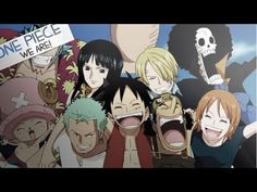 One Piece AMV - We Are!
