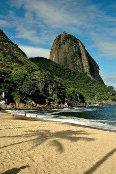 Rio de Janeiro, Praia Vermelha, Brazil