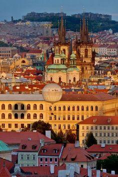 Prága, Cseh Köztársaság